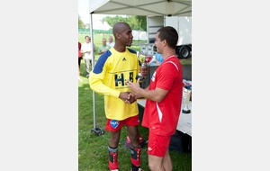 Tournoi du foot du Royal 06