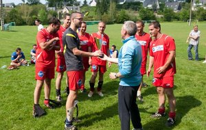 Tournoi du foot du Royal 05